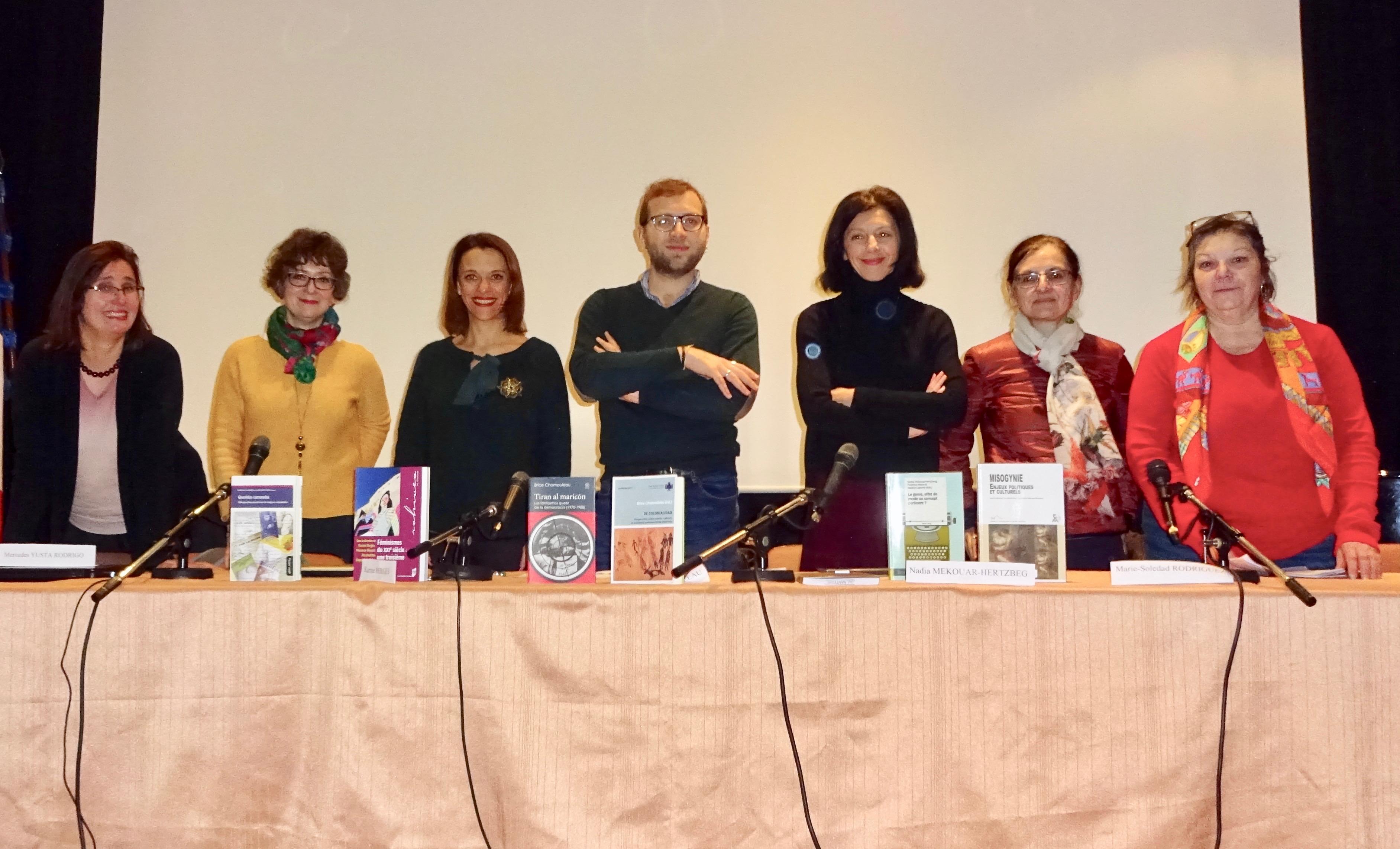 monde hispanique et femmes politiques